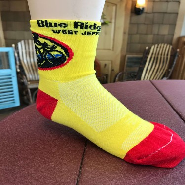 Blue Ridge Brutal Socks