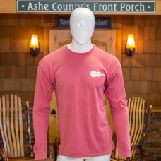 Upright Fiddle Logo Long Sleeve T-Shirt