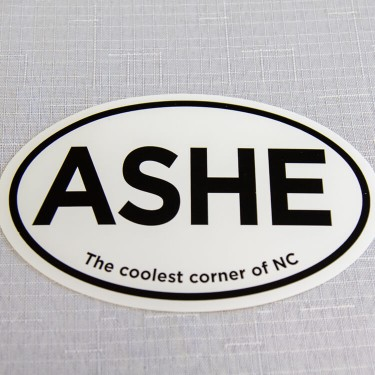 Ashe Sticker
