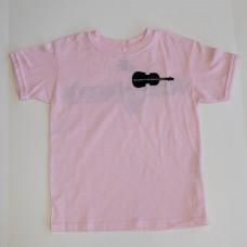 Kid's Upright Fiddle Logo T-Shirt